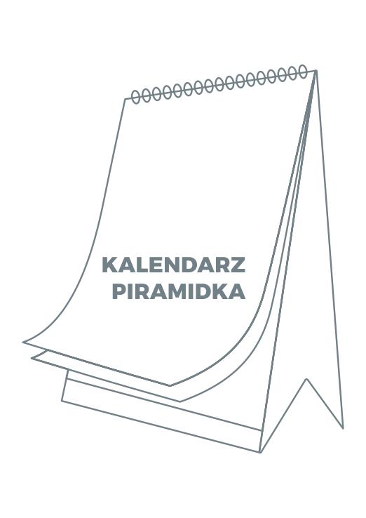 Kalendarze piramidki 2022