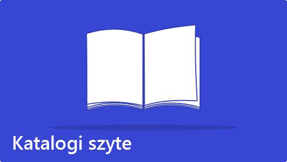 Druk katalogów szytych - katalogi szyte Web-To-Print.pl