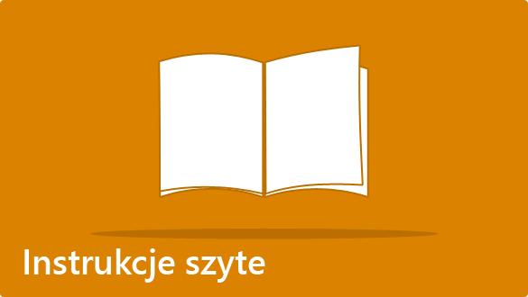 Druk instrukcji - Instrukcje drukarnia Web-To-Print.pl